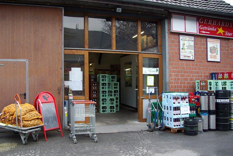 Abholmarkt – Getränke-Star Gerhards