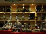 Erlesene Weine und ausgesuchte Präsente in grosser Auswahl
